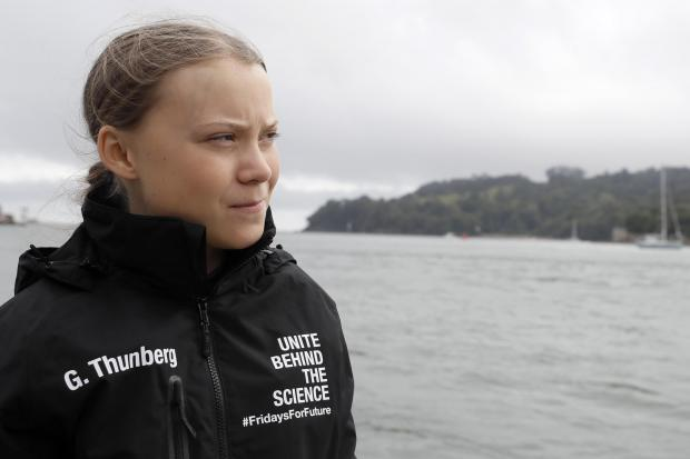 Greta Thunberg is coming to the UK