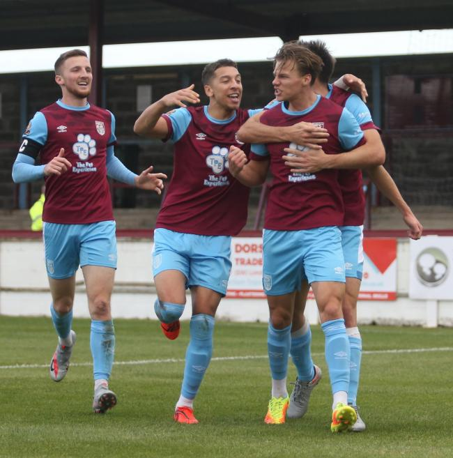 Weymouth will take a slice of £11m pledged to support National League clubs Picture: MARK PROBIN