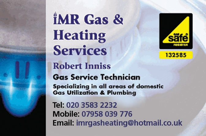 IMR Gas Heating