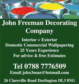J FREEMAN DECORATING CO