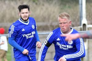 Football: Party time for Portland United