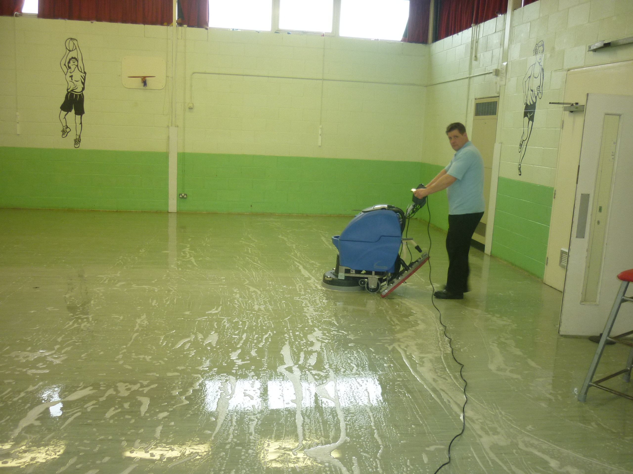 J & P CARPET CLEANING SERVICES