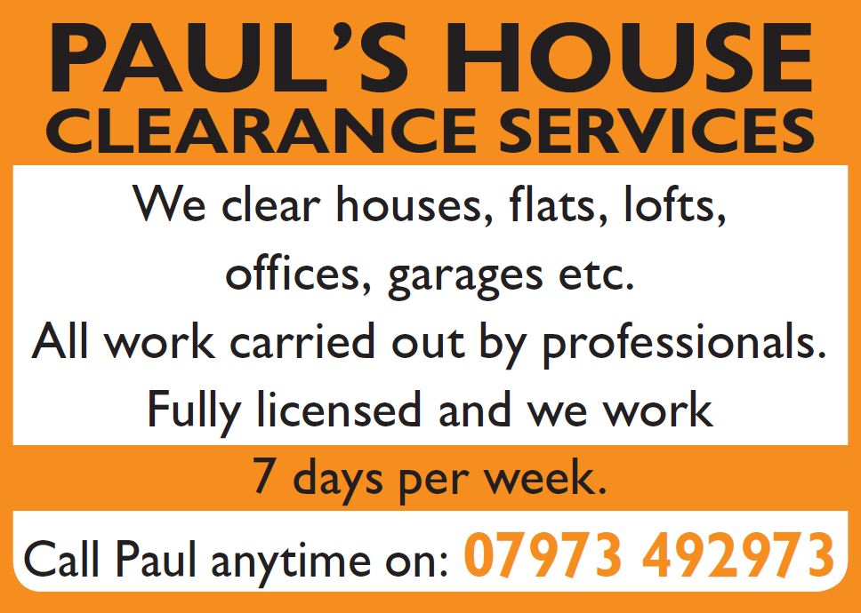 Paul's House Clearance Services