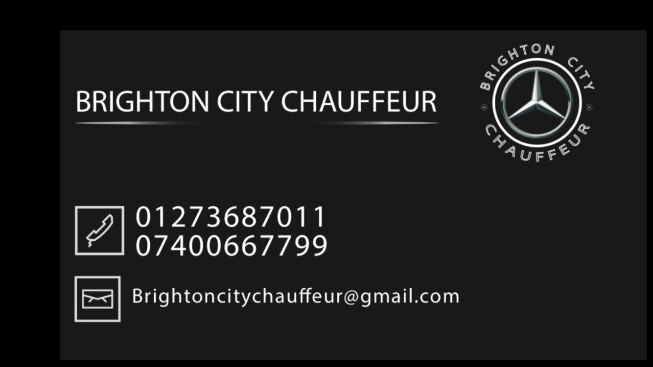 Brighton City Chauffeur