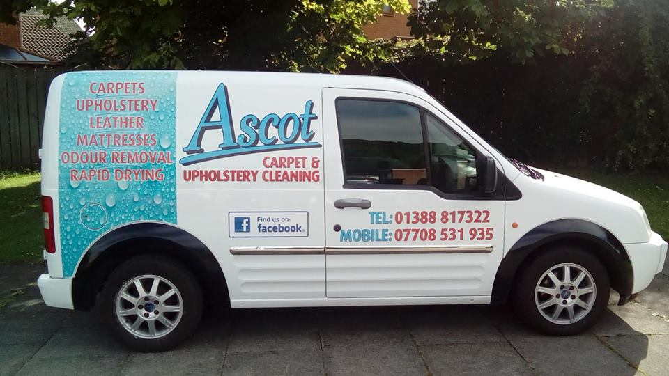 Ascot Carpet & Upholstery Cleaning