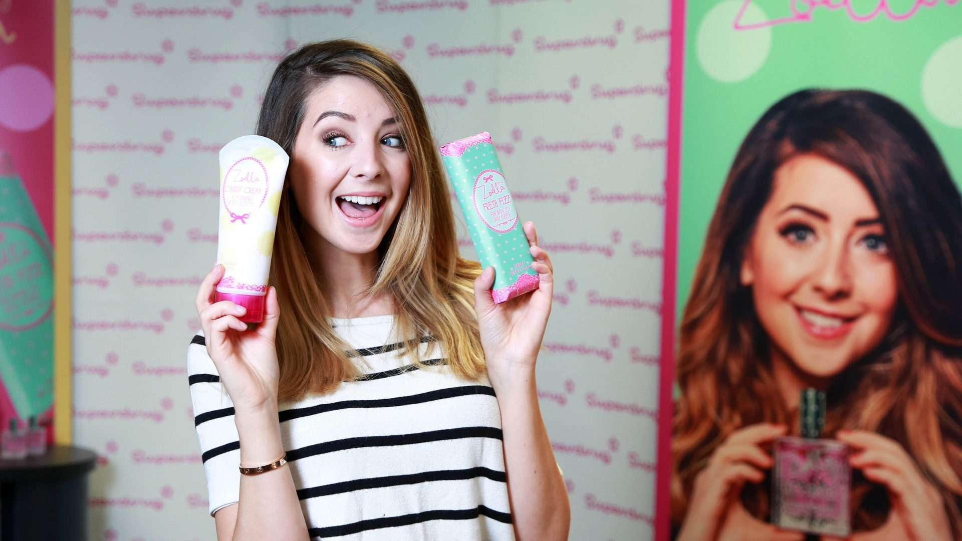YouTube vlogger Zoella's real name is Zoe Sugg (PA)