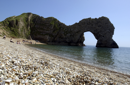 Dorset Beaches: Durdle Door