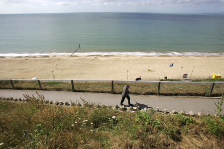 Dorset Beaches: Fisherman's Walk beach