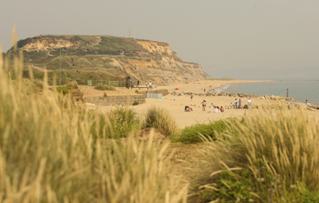 Dorset Beaches: Hengistbury Head