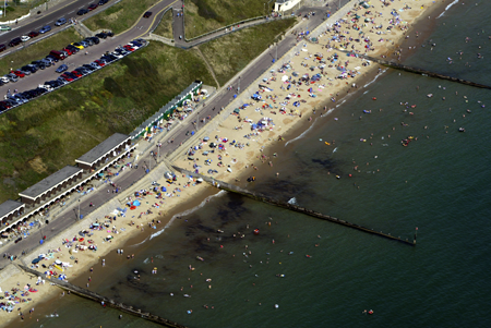 Dorset Beaches: Southbourne