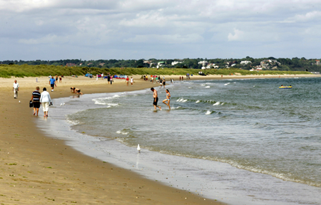Dorset Beaches: Studland Bay