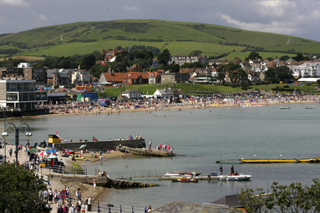 Dorset Beaches: Swanage