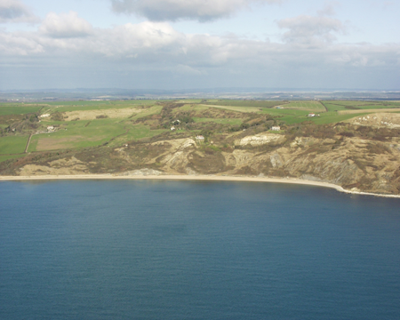 Dorset Beaches: Ringstead bay