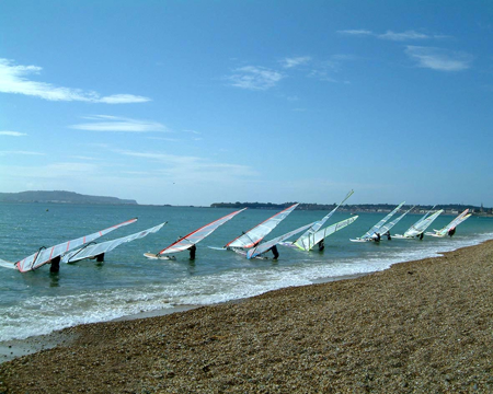 Dorset Beaches: Overcombe