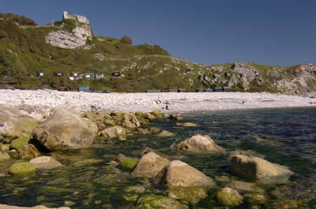 Dorset Beaches: Church Ope Cove