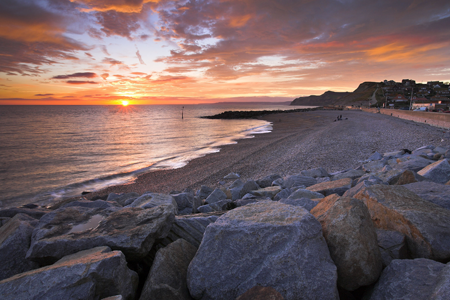 Dorset Beaches: West Bay